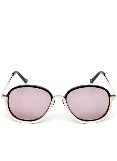 Metallic frame glasses - Sun glasses - ACCESSORIES - United Kingdom
