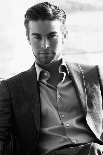 Gossip Girl can continue forever if I can see Chace Crawford every week.