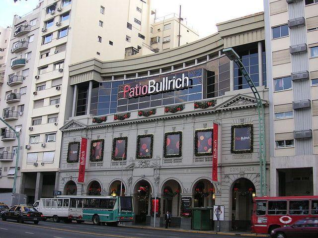 12 shoppings de Buenos Aires: Shopping Patio Bullrich