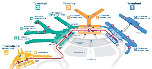 Where to Eat at O'Hare International Airport (ORD)