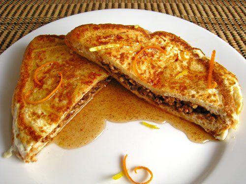 Baklava French Toast: Yummy Ideas, Fun Recipe, Baklava French Toast, French Toast Recipes, Breakfast Food, French Toast Thi, French Toast Sticks Baking, Baklava Recipe, Closet Cooking