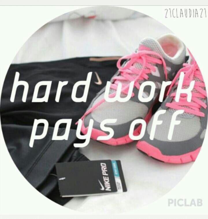hard work pays off. #run