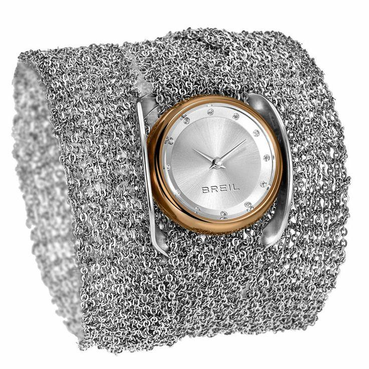 Amazing Breil ladies watch   Breil Infinity TW1239 horloge - http://www.kish.nl/Breil-horloge-TW1239-Infinity/
