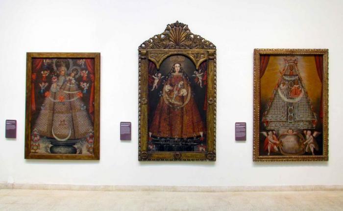 Virgenes Surandinas #MuseoMarc  Fotografía de Raúl D'Amelio