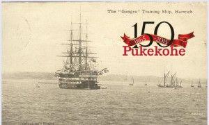 Pukekohe Ganges Ship