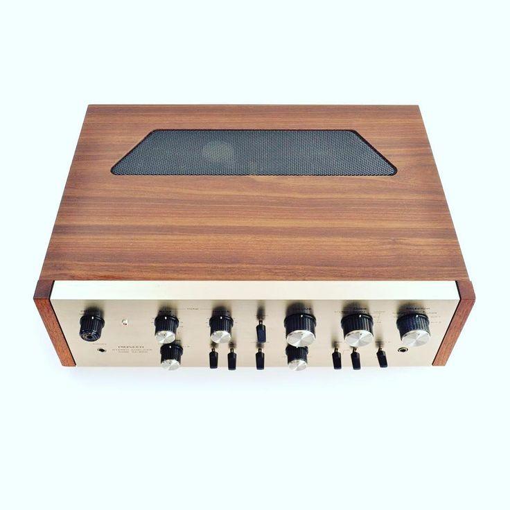 "393 Me gusta, 5 comentarios - Hi-Fi Audio Database (@hifidb) en Instagram: ""Pioneer SA-800 Solid State Stereo Integrated Amplifier (1971-72) . . . #hifidb #hifi #audioporn…"""