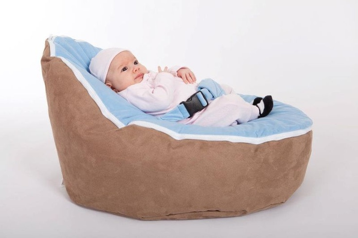 $150 Baby Bean Bag, comes in colours & prints, CUTE!