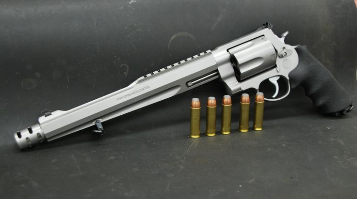 Smith and Wesson.500 magnum