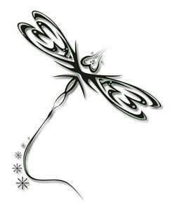 dragonfly - great for a tattoo