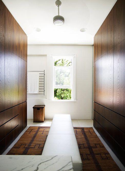 Walk-in Robe Mandolong - Smart Design Studio - Sydney Architects