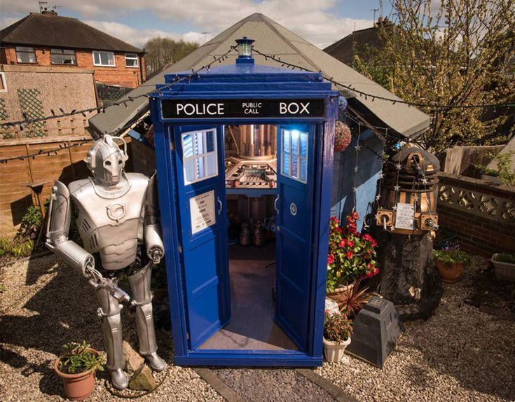 All the best pictures from the 2017 Shed of the Year competition sponsored by Cuprinol