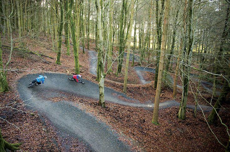 Great Mountain Biking review.Trail Centre Guide: Afan Argoed - MBR