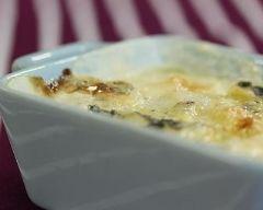 Gratin dauphinois au bleu (facile, rapide) - Une recette CuisineAZ