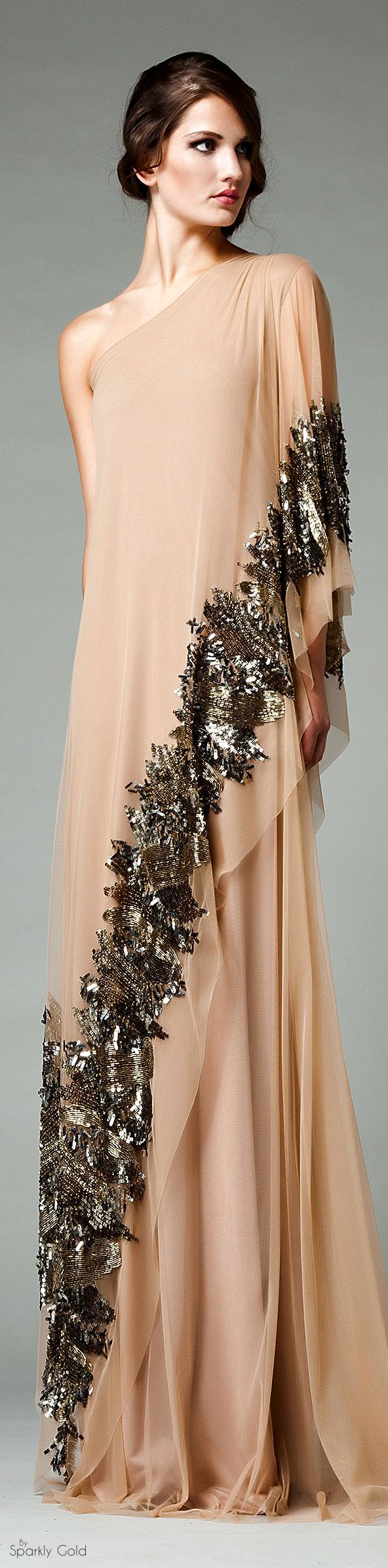 //ELEGANCE ~ Veloudakis Fall 2015 #fashion #womenswear #couture