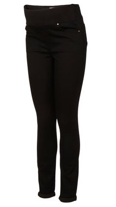 Topshop Maternity Black Leigh Jeans - $76