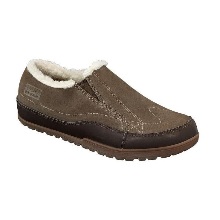 Patagonia Womens Activist Fleece Moc Canteen Loafers Shoes 6.5 Medium (B,M) $140 #Patagonia #LoafersMoccasins #Snow