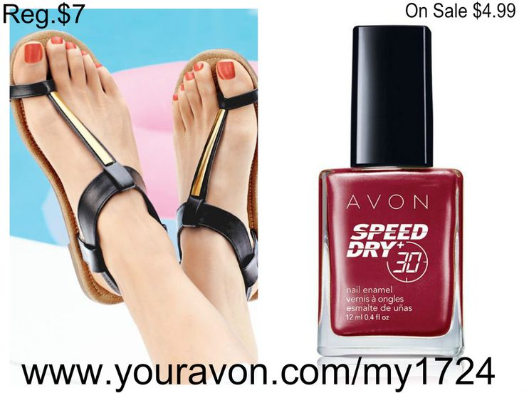 17 best Avon Speed Dry Nail Polish images on Pinterest | Dry nails ...