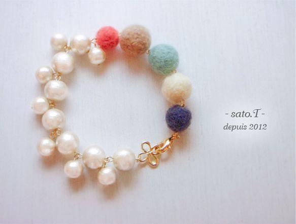 Sato.T【コットンパール冬ブレス】
