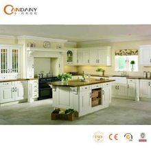 şık tasarım çağdaş katı ahşap mutfak dolabı, mutfak dolap kapı kolları