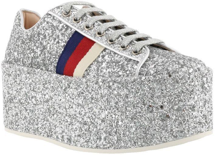 Gucci Plateau Sneaker