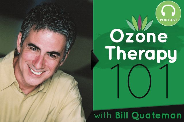 Bill Quateman has the scoop on the best uses and benefits of ozone therapy. Learn how ozone is used to heal disease and vastly improve health.