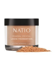 Mineral Crystal Loose Foundation AU$17.95