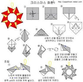 Os melhores diagramas de kusudamas e origamis.