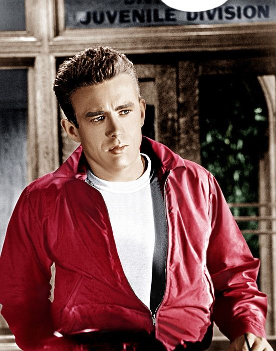 Rebel Without A Cause, James Dean