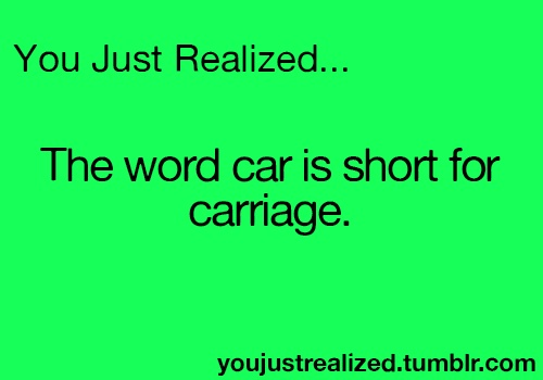 You Just Realized // teenagerposts tumblr