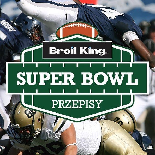 Pokonaj głód z przekąskami na Super Bowl. Przepisy już na naszym blogu  link w bio #broilking #grillgazowy #grill #broilkingpolska #broilkingpl #superbowl #mistrzowstwa