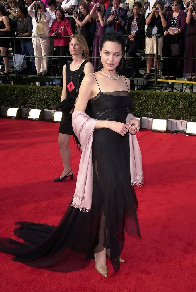 Angelina Jolie Photos - 6th Annual SAG Awards - Zimbio