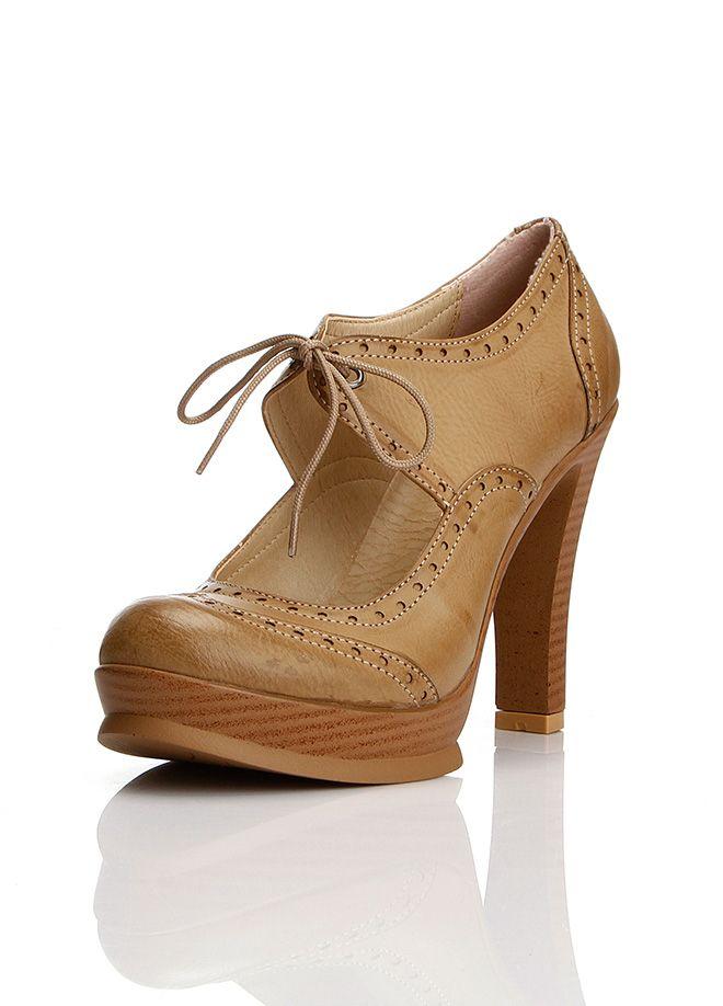 Shoes Time - Shoes Time Ayakkabı Markafoni'de 169,00 TL yerine 39,99 TL! Satın almak için: http://www.markafoni.com/product/5851006/