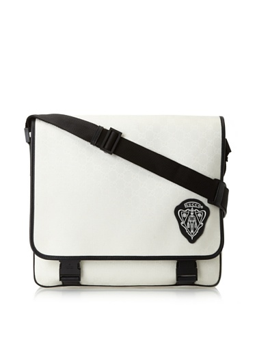 gucci bags for men white. beyond 50% off gucci men\\\u0027s messenger bag, white bags for men c
