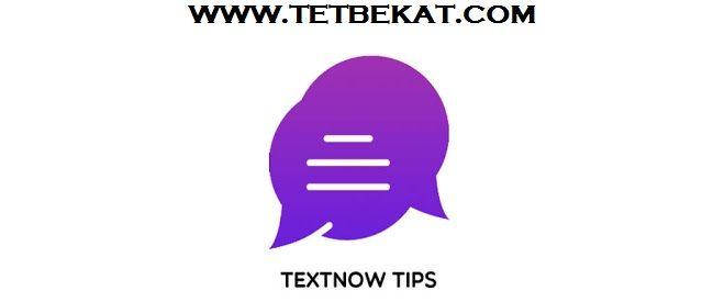 Textnow هو تطبيق تواصلي فعال حقا لأنه يسمح لك ببعث رسائل نصية أو بإجراء مكالمات هاتفية والأفضل من ذلك كله هو أنه يمكنك من القيام بذلك Free Text Text Thumbs Up