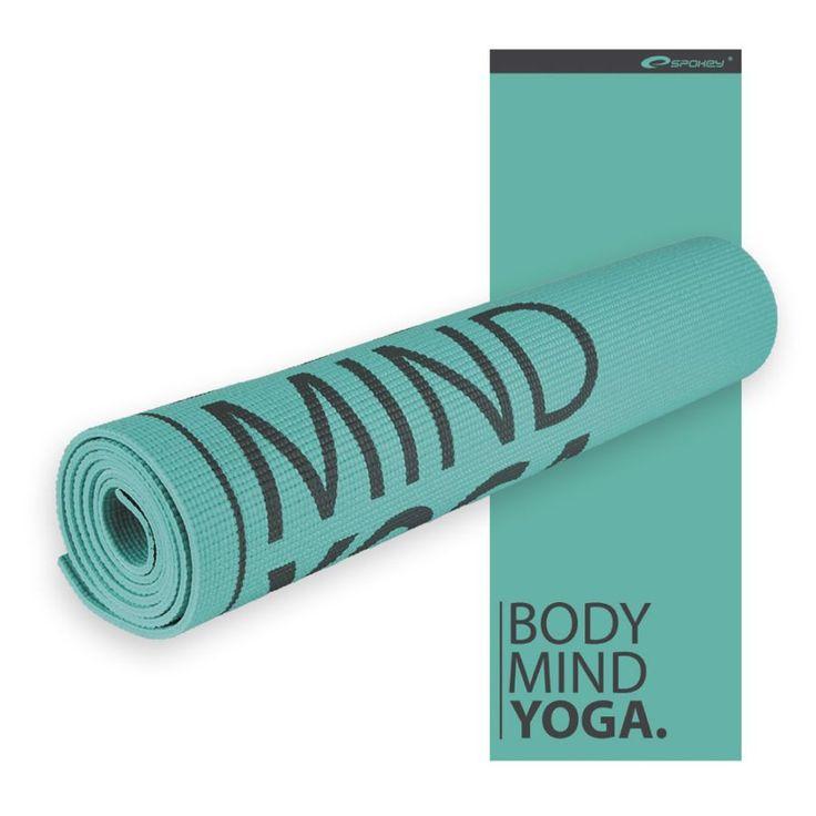 Mata do Jogi Spokey 832413. Idealna do ćwiczenia jogi. #matadocwiczen #joga