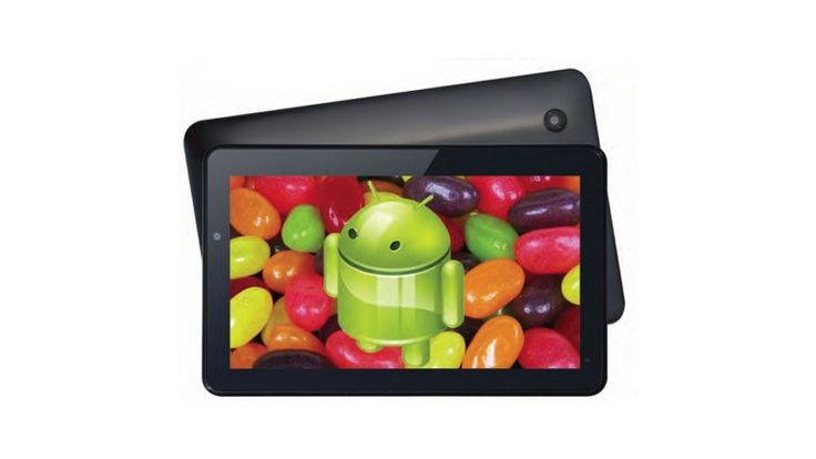 "Supersonic 7"" ANDROID™ 4.1 Touchscreen With Bluetooth, Micro SD, 4GB Built-In memory Dual Camera HDMI Input"