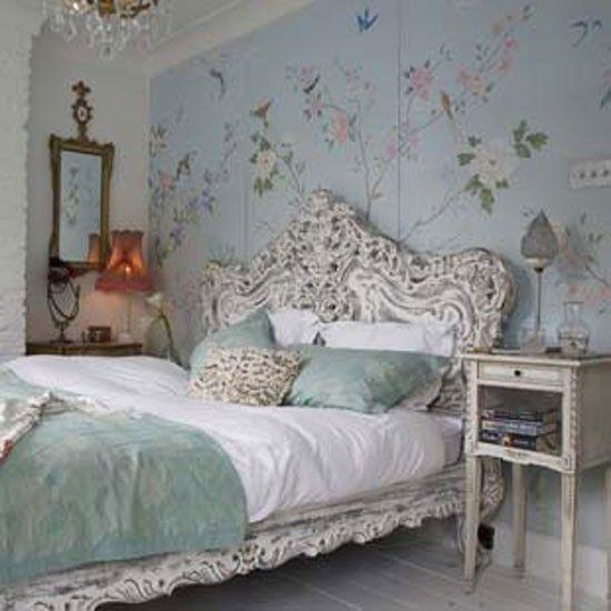 Französisch-Stil-Schlafzimmer Wohnideen Living Ideas                                                                                                                                                                                 Mehr