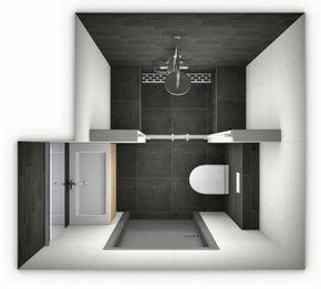 Wie baut man ein Badezimmer 4m2? – Tytine