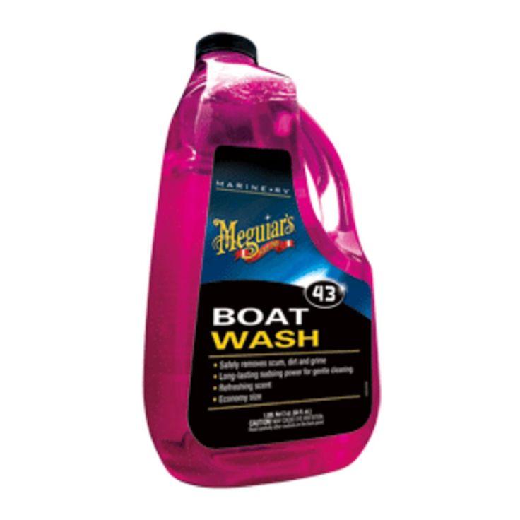 Meguiars Marine Boat Soap - 64oz