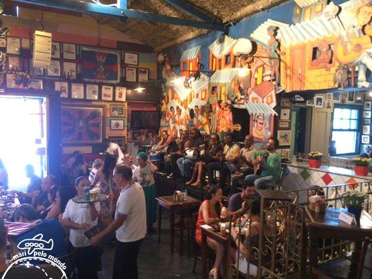 Bares em São Paulo: Bar Samba na Vila Madalena
