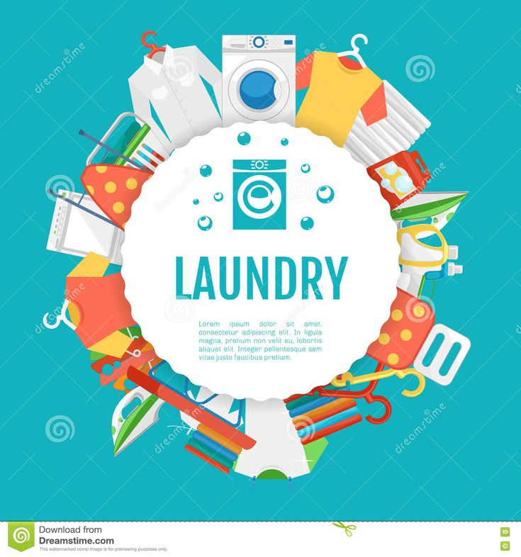 Laundry service poster design icons circle label with text laundry service poster design icons circle label with text download from over 53 million high quality stock photos images vectors sign up for pronofoot35fo Image collections