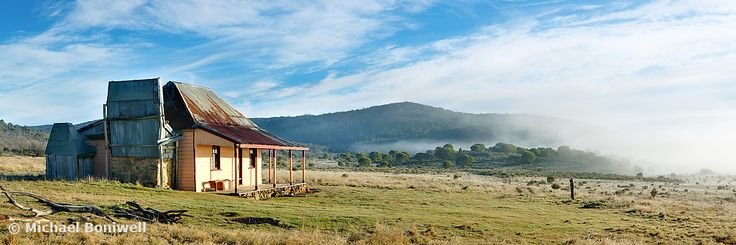 images of huts in kosciuszko national park - Google Search