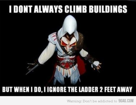 Assassin's Creed memes - The best Assassin's Creed images and jokes we've seen