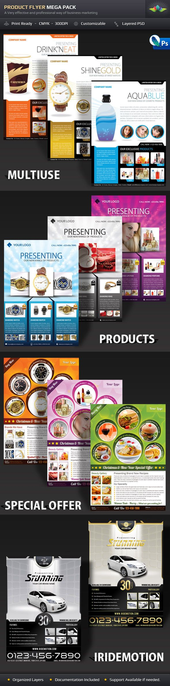 Best Sales Sheets  Collateral Images On   Graphics