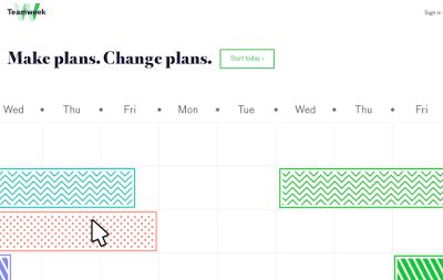 AYUDA PARA MAESTROS: Teamweek - Útil calendario online para gestionar p...