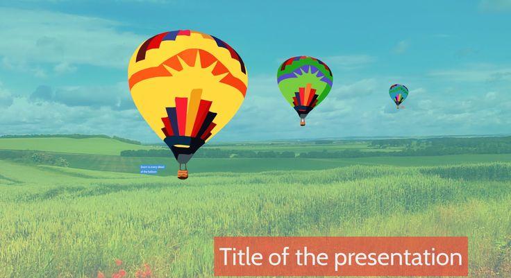 Lot balonem to niesamowite przeżycie. Podróż balonem wysoko w przestworzach daje szansę oglądania świata z zupełnie innej perspektywy. Zaobserwowane widoki i obrazy pozostaną w pamięci na długo. Pozwól swojej publiczności wybrać się w niezwykłą podniebną podróż z naszym nowym szablonem Prezi. Zobacz szablon w naszym sklepie na www.ziload.com