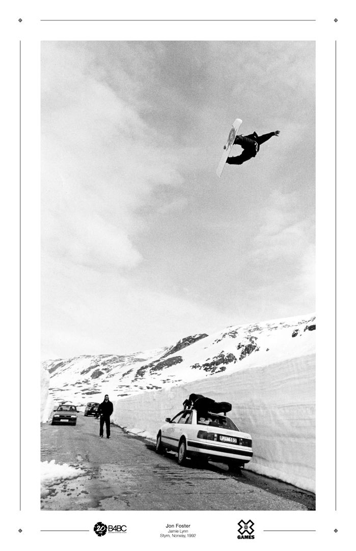 20 Most Influential Snowboarding Photos of All Time - Lib Tech