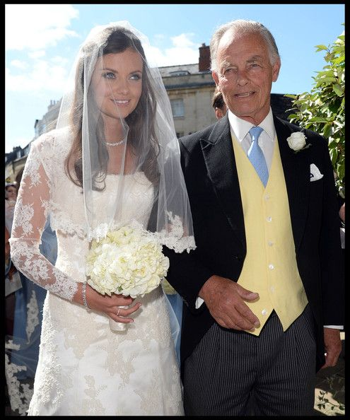 Lady Natasha Rufus Issacs - Guests at Rupert Finch and Lady Natasha Rufus Isaacs' Wedding