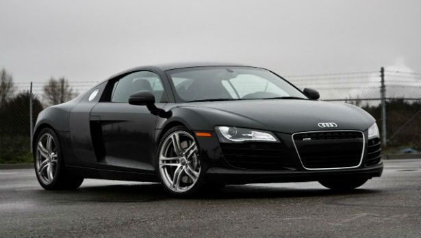 2016 Audi R8 Is One Of The Best Sports Cars In The World.The Greatest