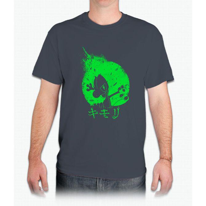 Starter Hoenn Treecko Pikachu - Mens T-Shirt